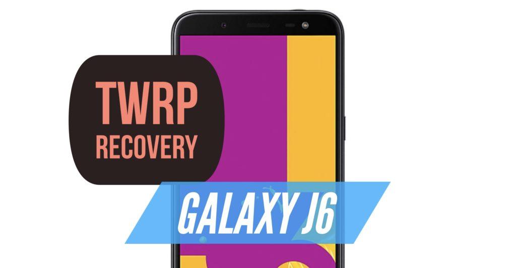 twrp galaxy j6