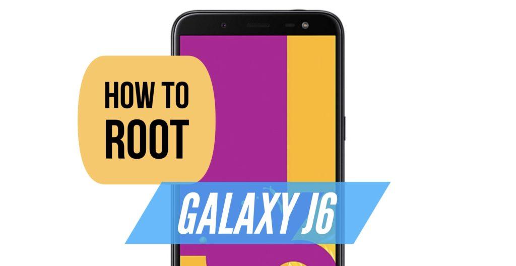 Root Galaxy J6