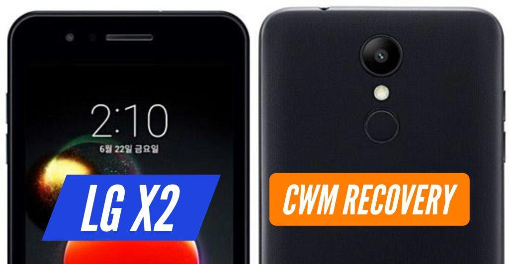 CWM LG X2