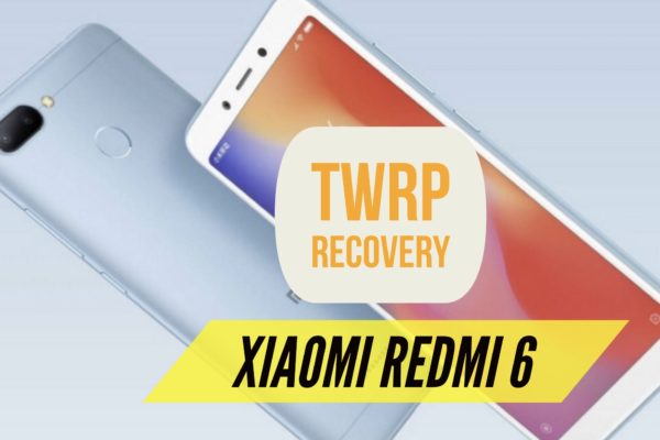twrp recovery redmi 6
