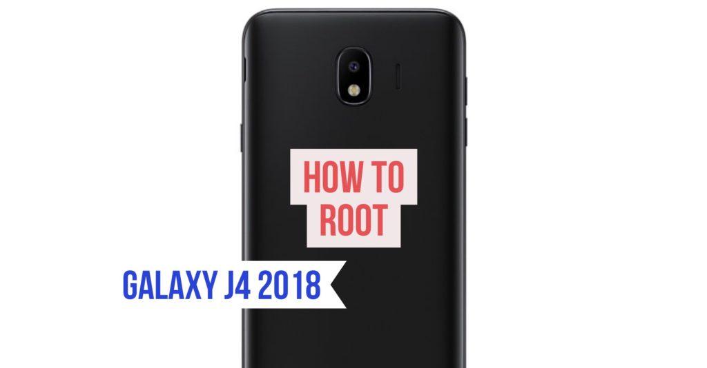 Root Galaxy J4