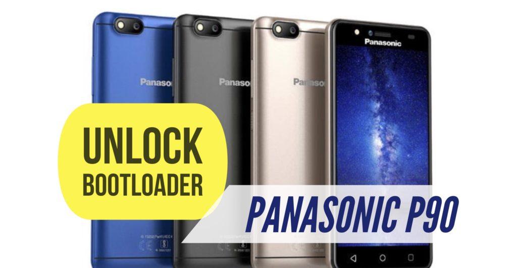 Unlock Bootloader Panasonic P90