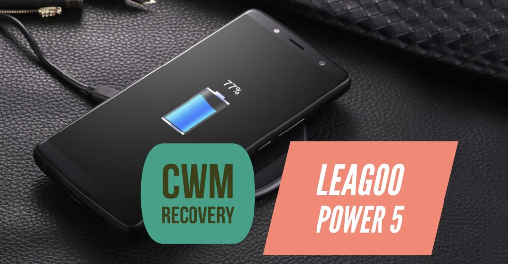 CWM LEAGOO Power 5