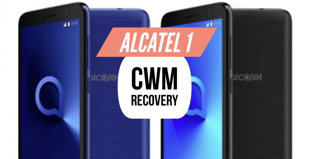 CWM Alcatel 1