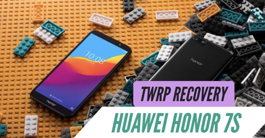 TWRP Huawei Honor 7S