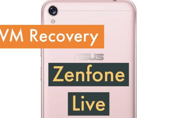 CWM ASUS Zenfone LIVE