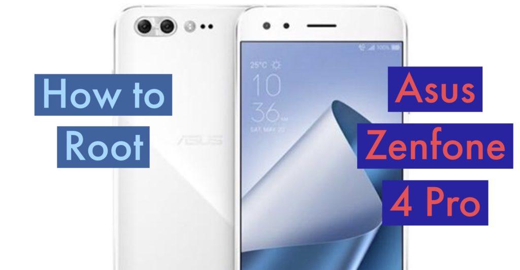 Root Asus Zenfone 4 Pro SuperSU Magisk