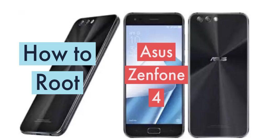 Root Asus Zenfone 4 SuperSU Magisk