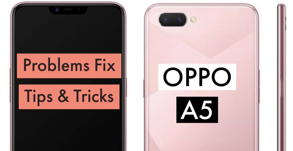 OPPO A5 Problems Solution Issues Fix Tips Tricks