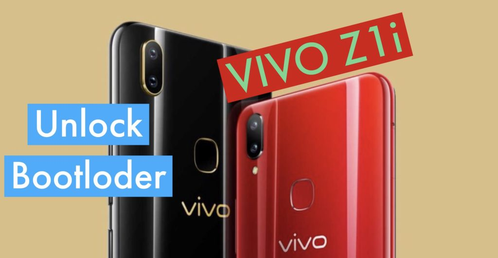 Unlock Bootloader VIVO Z1i