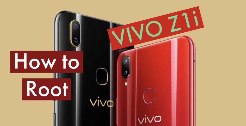Root VIVO Z1i SuperSU Magisk
