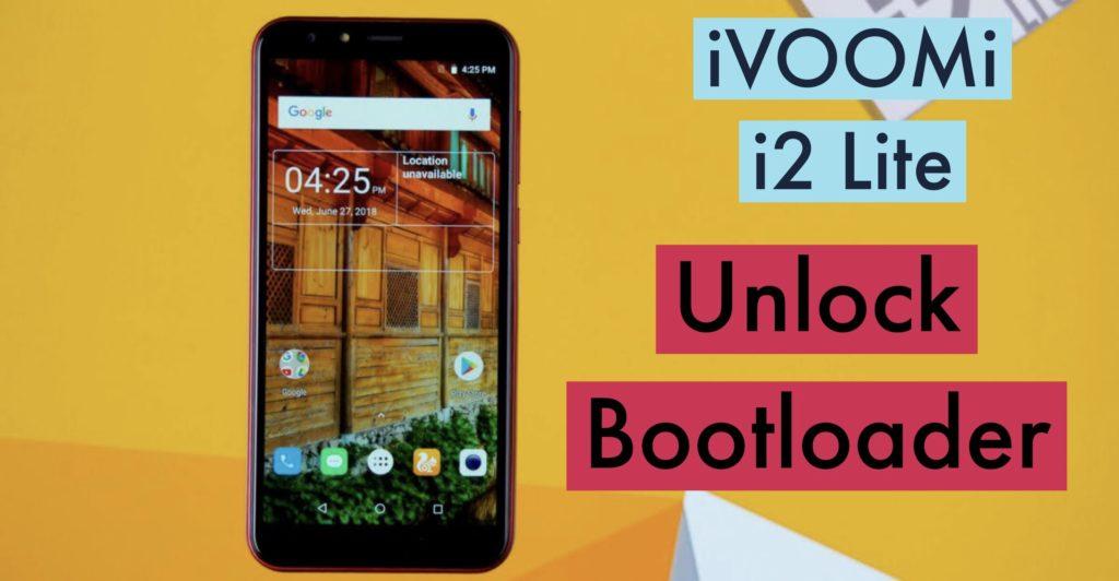 Unlock Bootloader iVOOMi i2 Lite