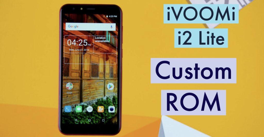 iVOOMi i2 Lite Custom ROM