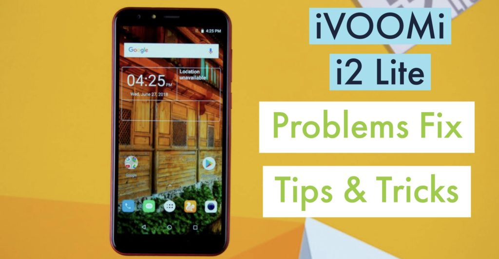 iVOOMi i2 Lite Problems Fix Issues Solution TIPS TRICKS