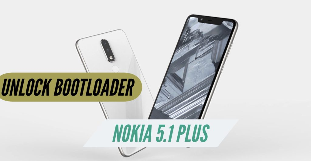 Unlock Bootloader Nokia 5.1 Plus