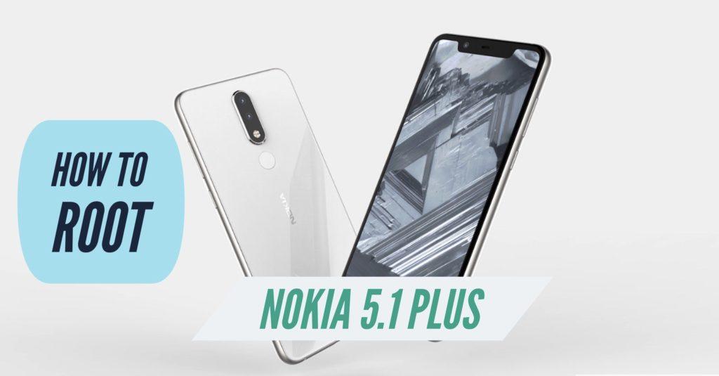 Root Nokia 5.1 Plus SuperSU Magisk