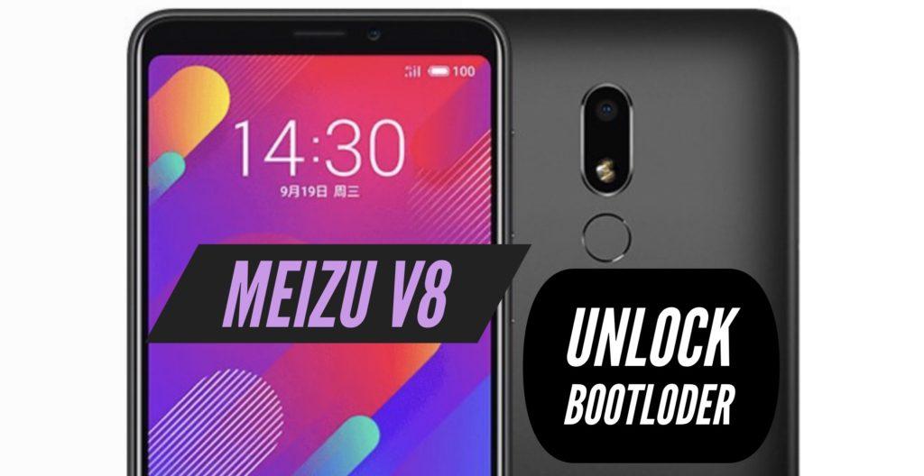 Unlock Bootloader Meizu V8