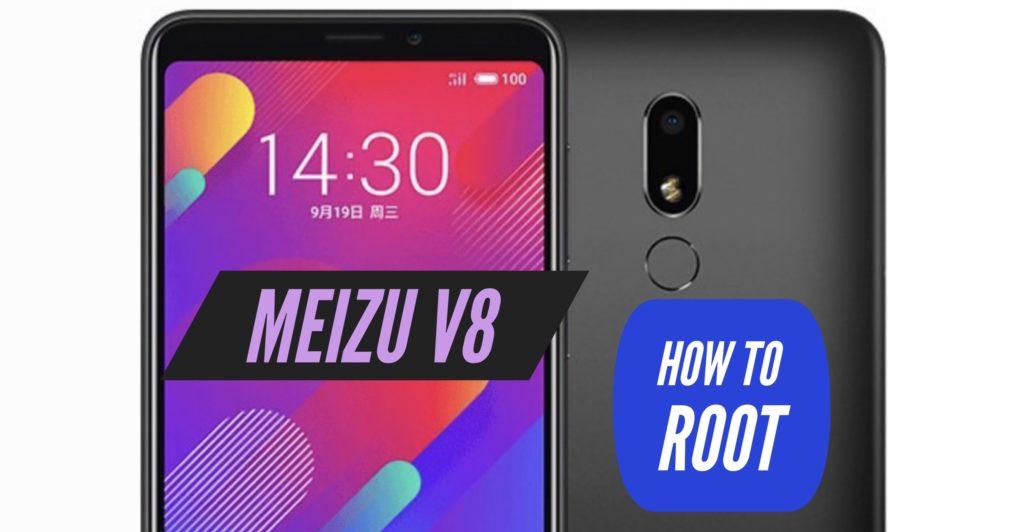 Root Meizu V8 SuperSU Magisk