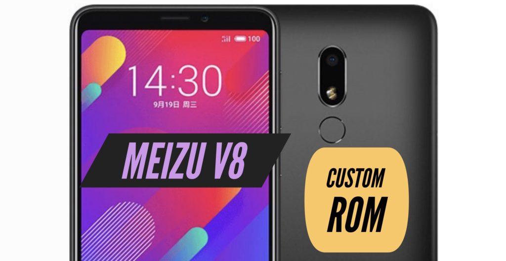 Meizu V8 Custom ROM