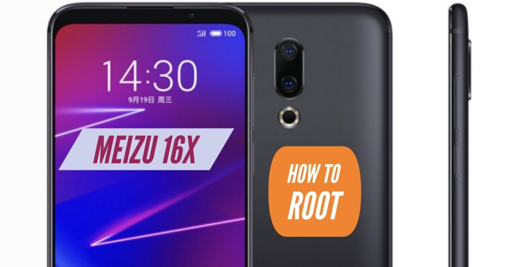 Root Meizu 16X SuperSU Magisk