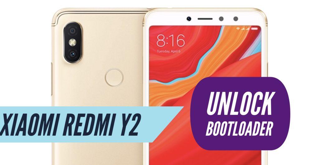 Unlock Bootloader Xiaomi Redmi Y2