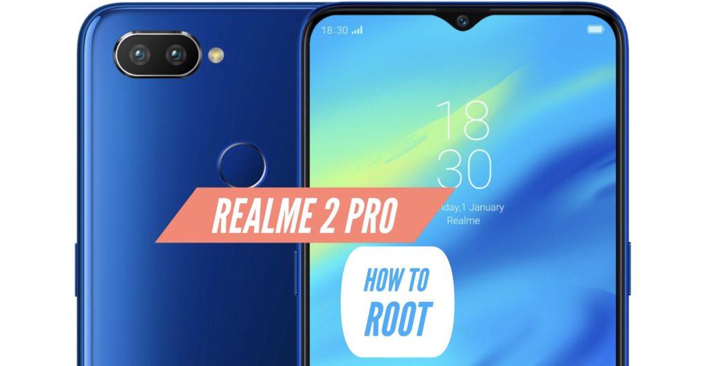 Root Realme 2 Pro SuperSU Magisk