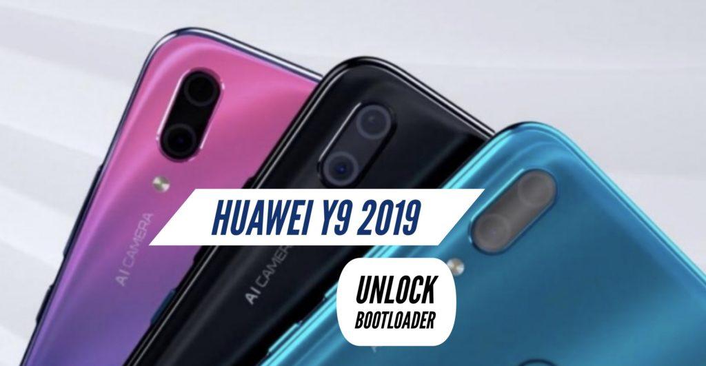 Unlock Bootloader Huawei Y9 2019