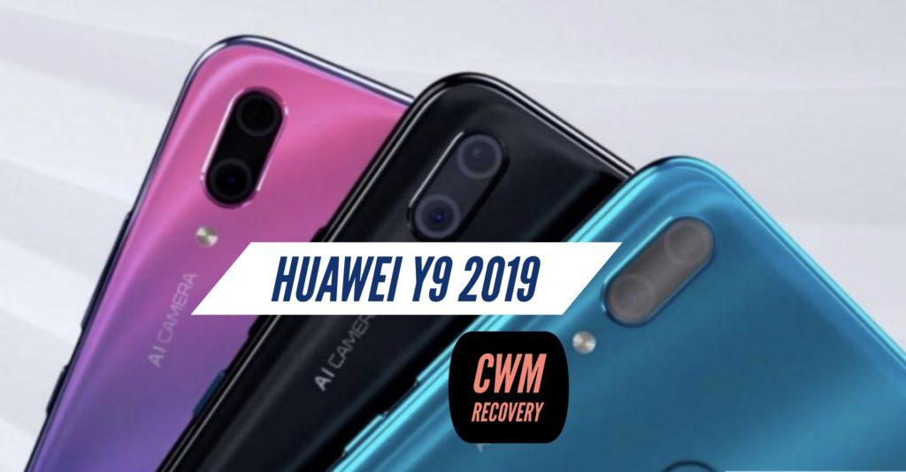 CWM Huawei Y9 2019
