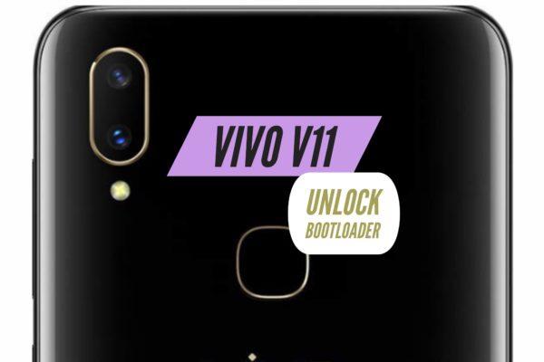 Unlock Bootloader VIVO V11