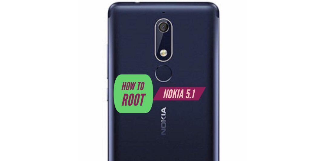 Root Nokia 5.1 SuperSU Magisk