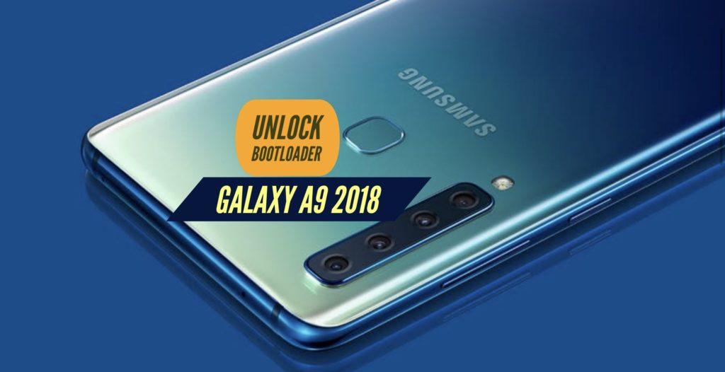 Unlock Bootloader Galaxy A9 2018