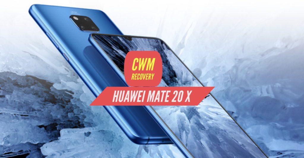 CWM Huawei Mate 20 X