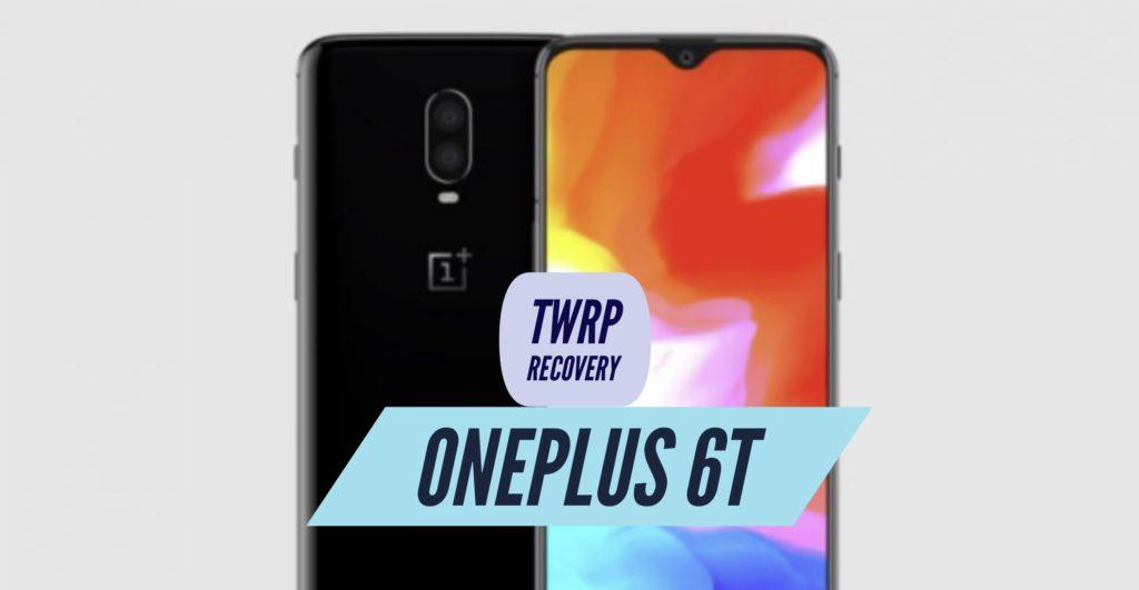 TWRP OnePlus 6T
