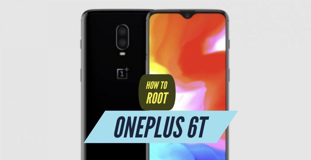 Root OnePlus 6T SuperSU Magisk