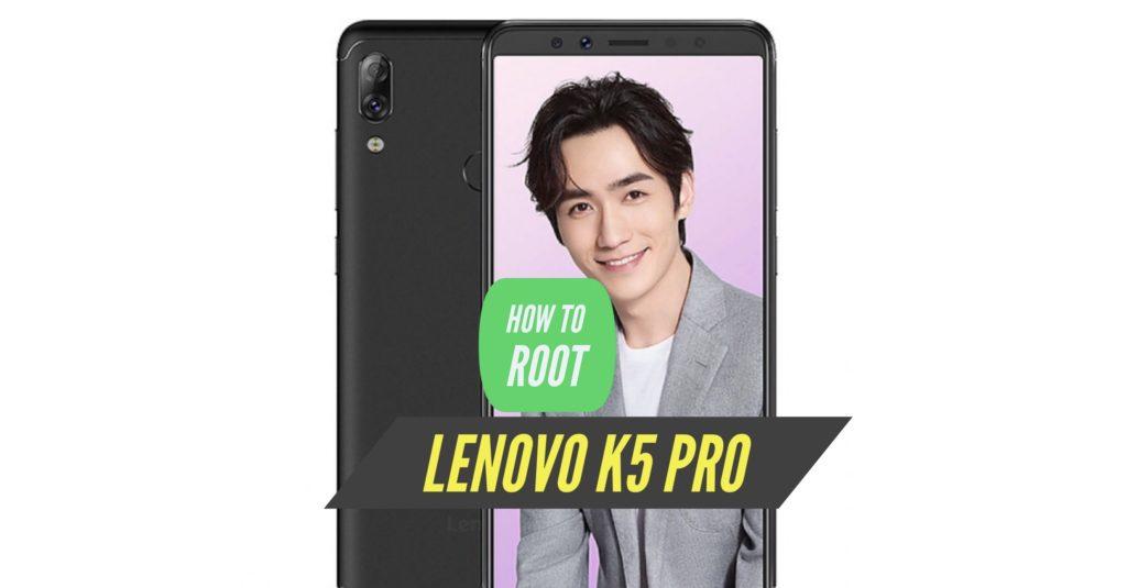 Root Lenovo K5 Pro SuperSU Magisk