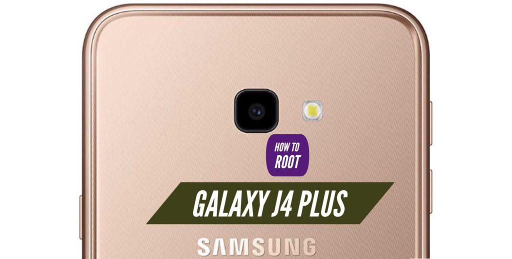 Root Galaxy j4 Plus SuperSU Magisk