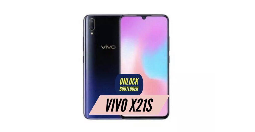 Unlock Bootloader VIVO X21S