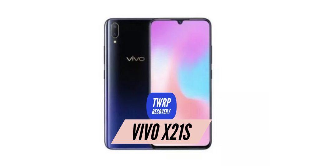 TWRP VIVO X21S