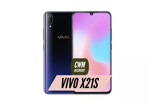 CWM VIVO X21S