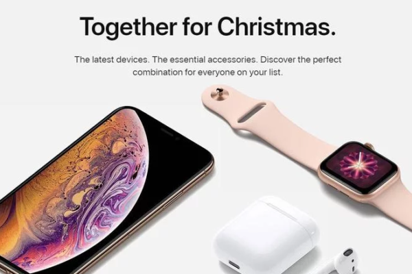 Apple Sale Black Friday Christmas