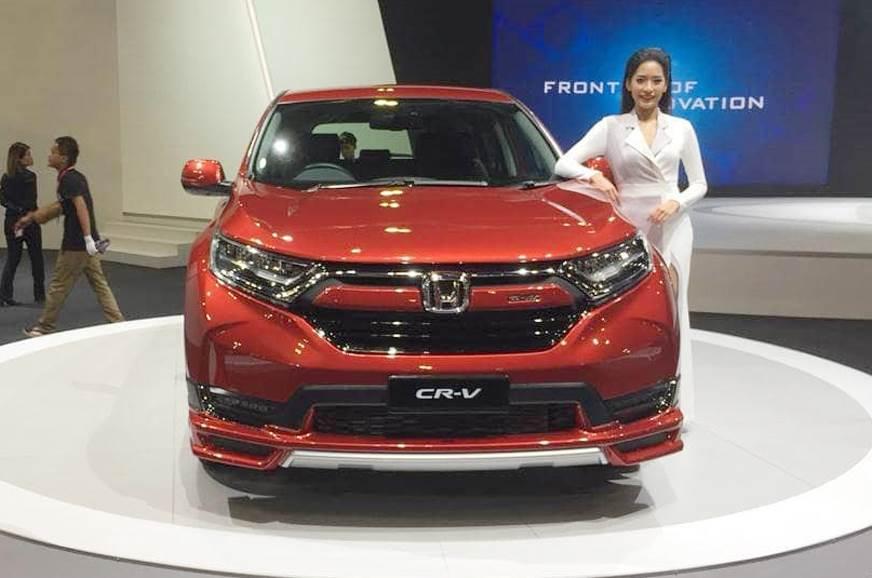 Honda CRV Mugen Conecpt