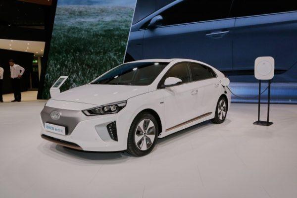Hyundai Electric Car Production indonesia