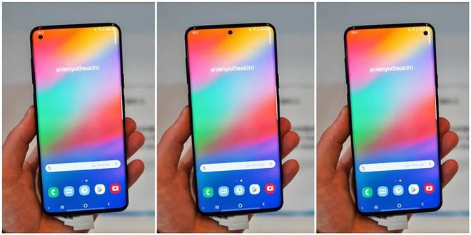 Samsung Galaxy S10 Lite & S10 Plus