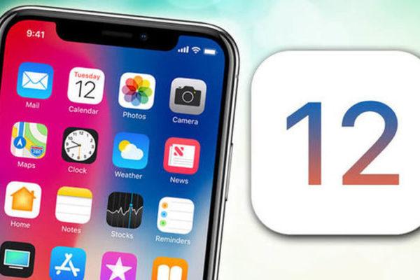 Apple.iOS12 Update