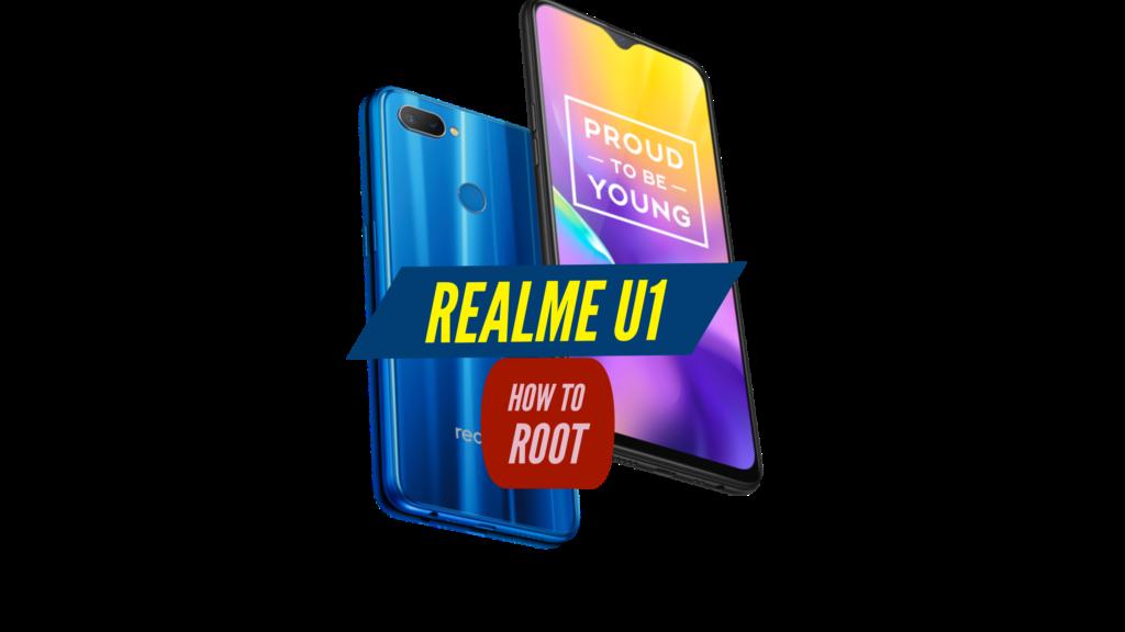 Root Realme U1