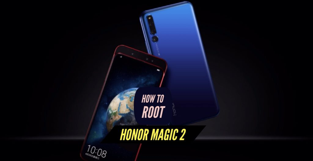 Root Honor Magic 2 Magisk & SuperSU