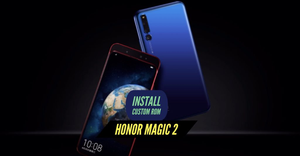 Honor Magic 2 Custom ROM