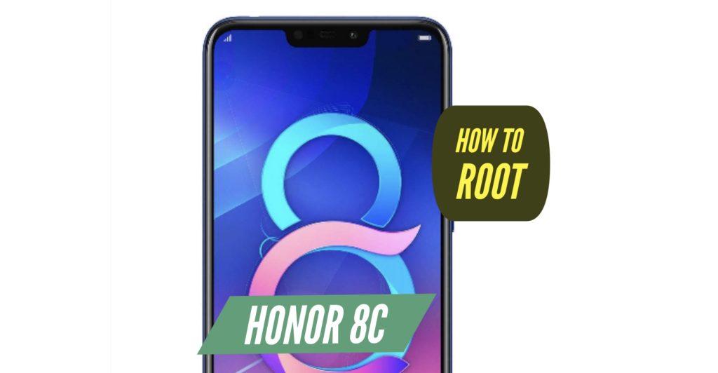 Root Honor 8C