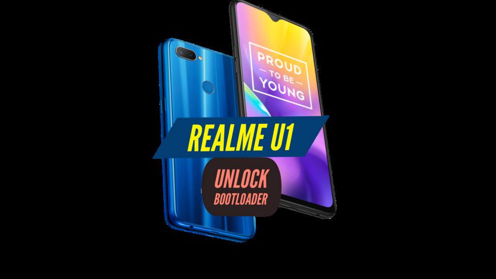 Unlock Bootloader Realme U1