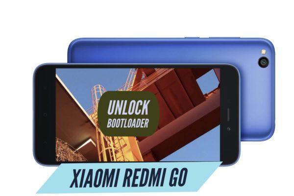 Unlock Bootloader Xiaomi Redmi Go